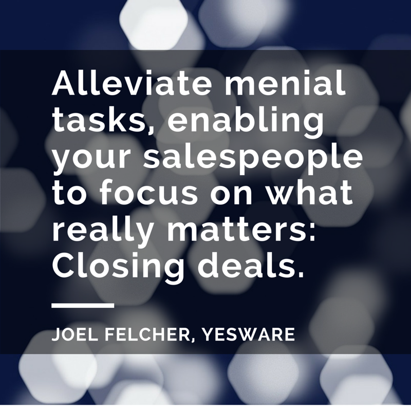 How Yesware Uses Technology to Build an Efficient Sales Team