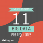 11 Prerequisites of Big Data
