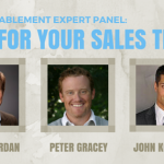 Sales Enablement Expert Panel: Tips for Your Sales Team