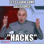 4 Salesforce Admin Hacks for the User Object