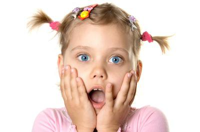 marketing automation stats - surprised young girl