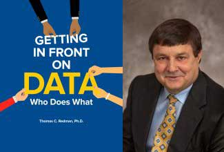 Tom Redman - getting in front of data