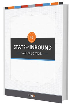 State of Inbound Sales 2014-2015 - ebook