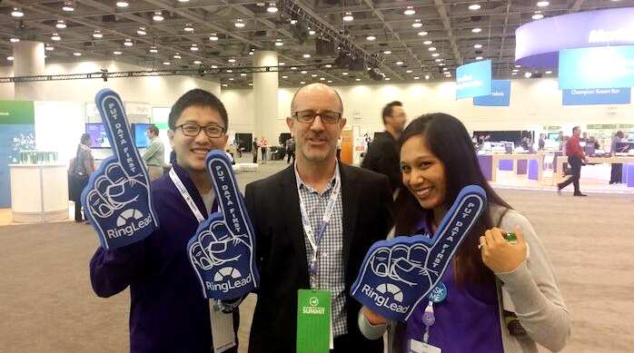 ringlead at marketo summit 2015