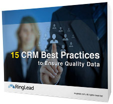 crm best practices ebook