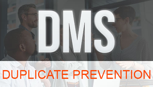 DMS Duplicate Prevention
