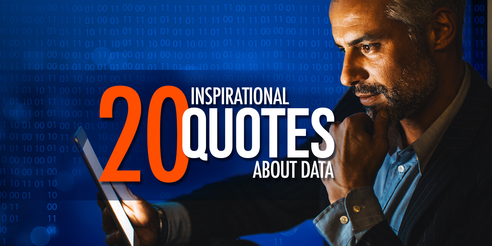 20 Inspirational Quotes About Data - RingLead