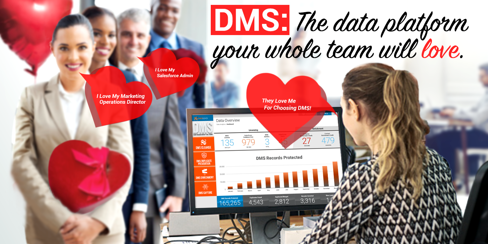 DMS: The Data Platform Your Whole Team Will Love!