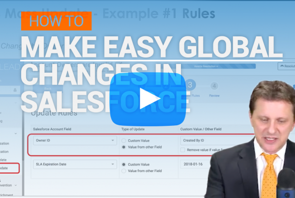 Make Easy Changes In Salesforce