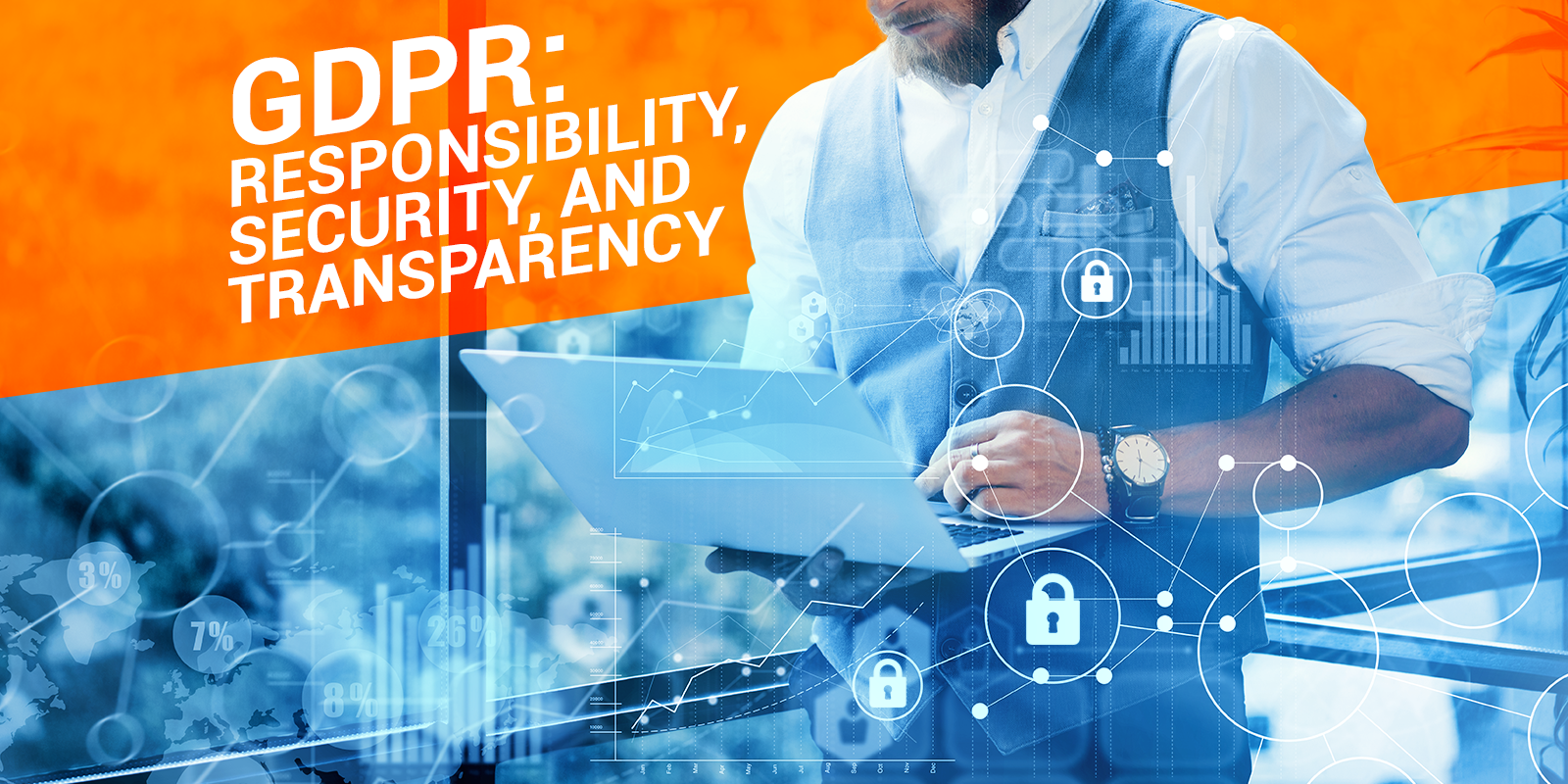 GDPR: Responsibility, Security, and Transparency