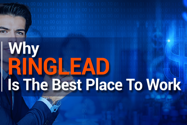 RingLead Is The Best Place To Work