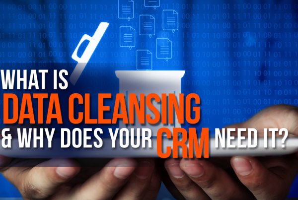 What Is Data Cleansing?
