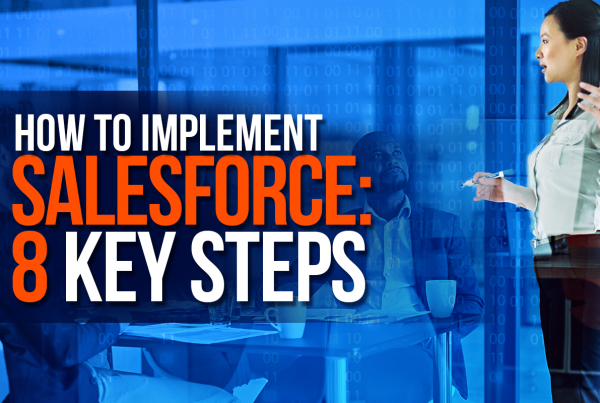 How To Implement Salesforce