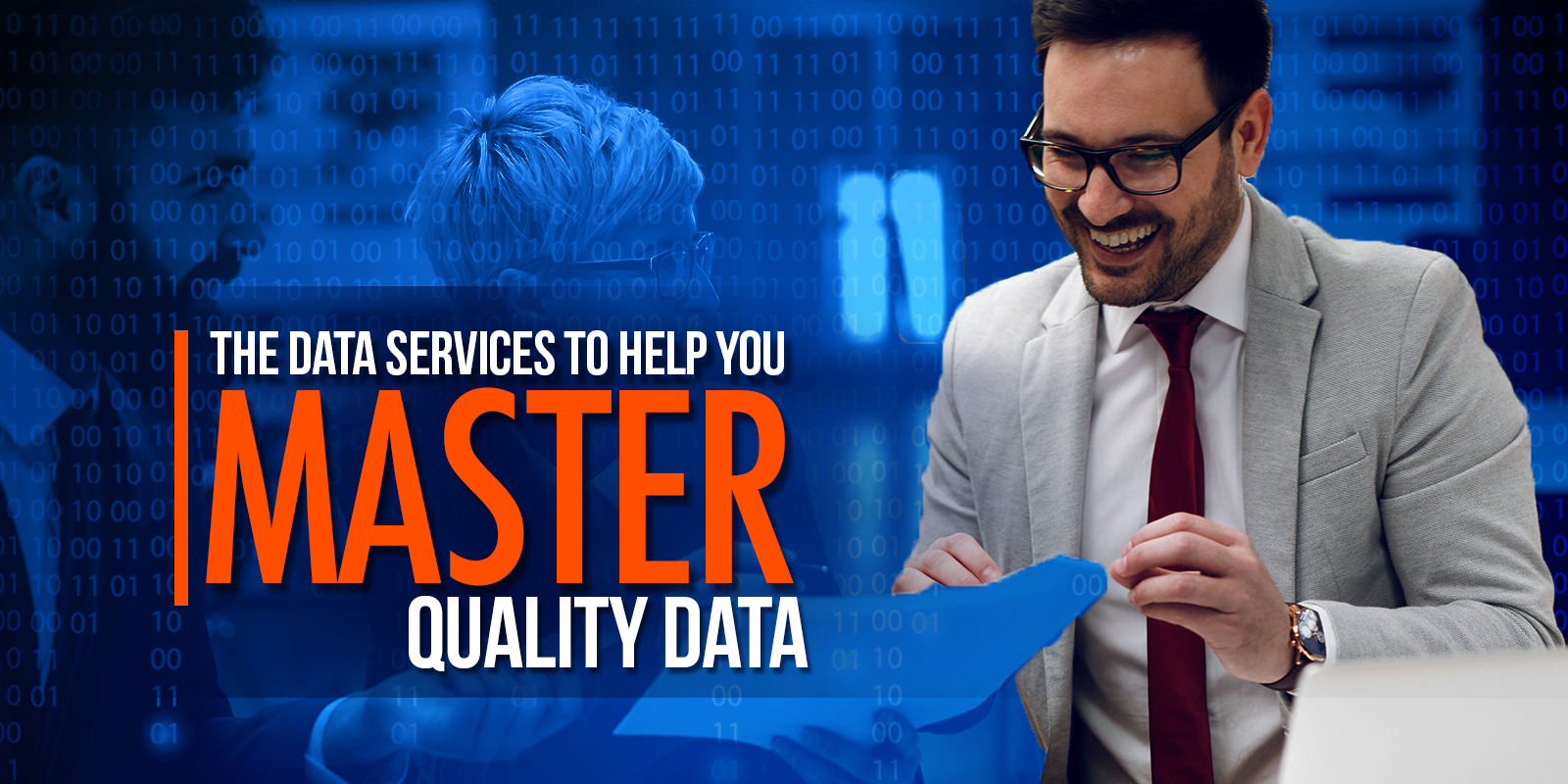 The Data Services to Help You Master Data Quality
