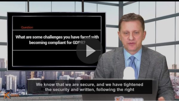 Q2 - What are some challenges you have faced with becoming compliant for GDPR?