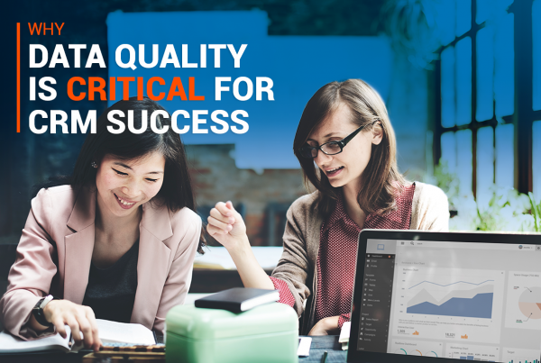Data Quality & CRM Success