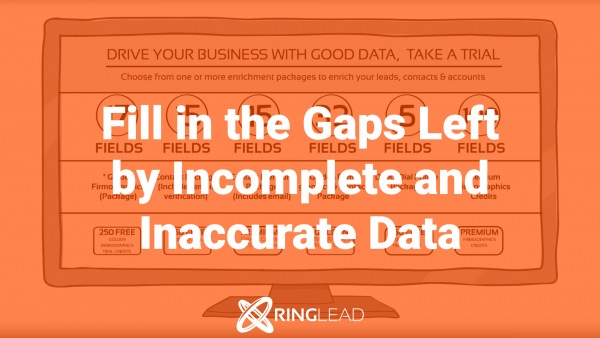 ENRICH: Fill in the Gaps Left by Incomplete & Inaccurate Data