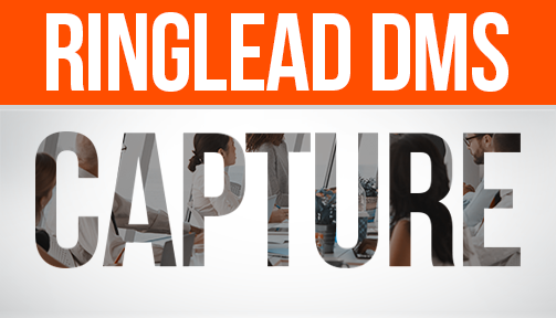 RingLead Releases Capture 3.0 and Announces Plans to Integrate Into DMS