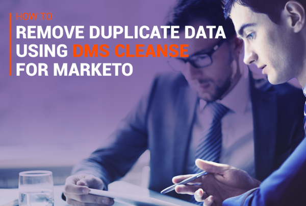 Remove Duplicates In Marketo