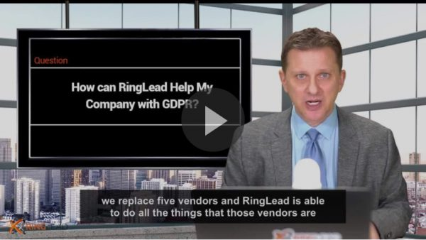 Q8 - How Can Ringlead Help My Company with GDPR?