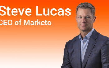 "Steve Lucas - CEO of Marketo - ""Data quality and Marketo go hand in glove"""