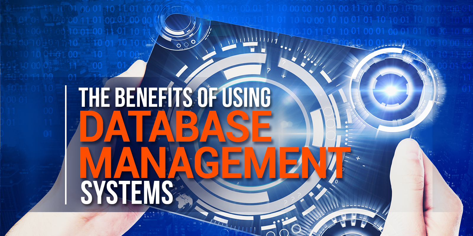 The Benefits Of Using Database Management Systems