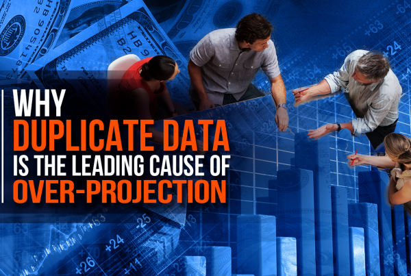 Dupe data leading cause of over projection