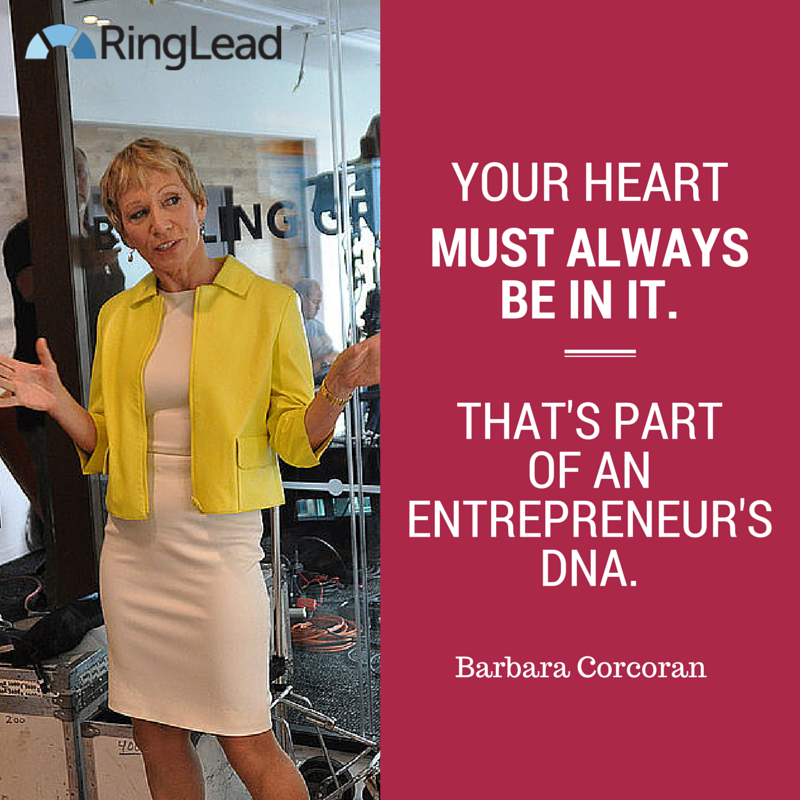 15 Quotes from Barbara Corcoran About Growing Your Business