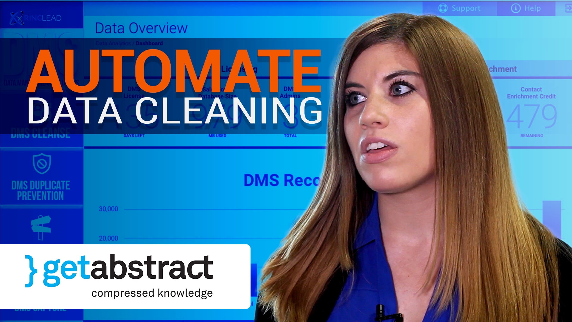 CASE STUDY: GetAbstract Testemonial- Automate Data Cleaning in Your CRM