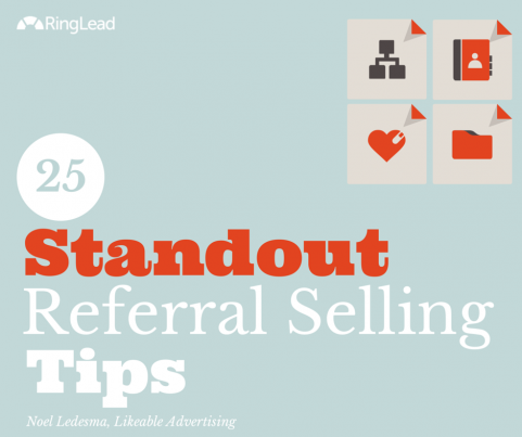 25 Standout Referral Selling Tips