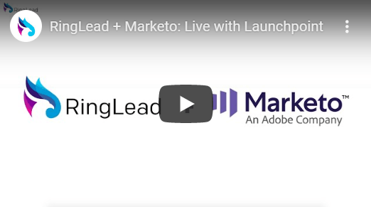 RingLead + Marketo: Live with Launchpoint