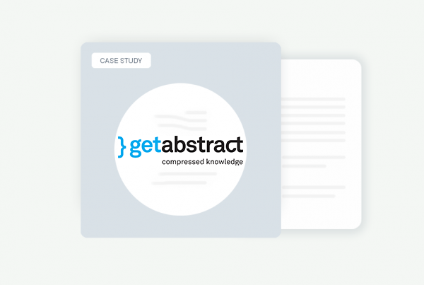 getAbstract Case Study
