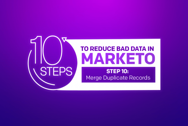 How to Find and Merge Duplicates in Marketo