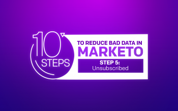 How to Remove Records from Marketo That Submit an Unsubscribe Form