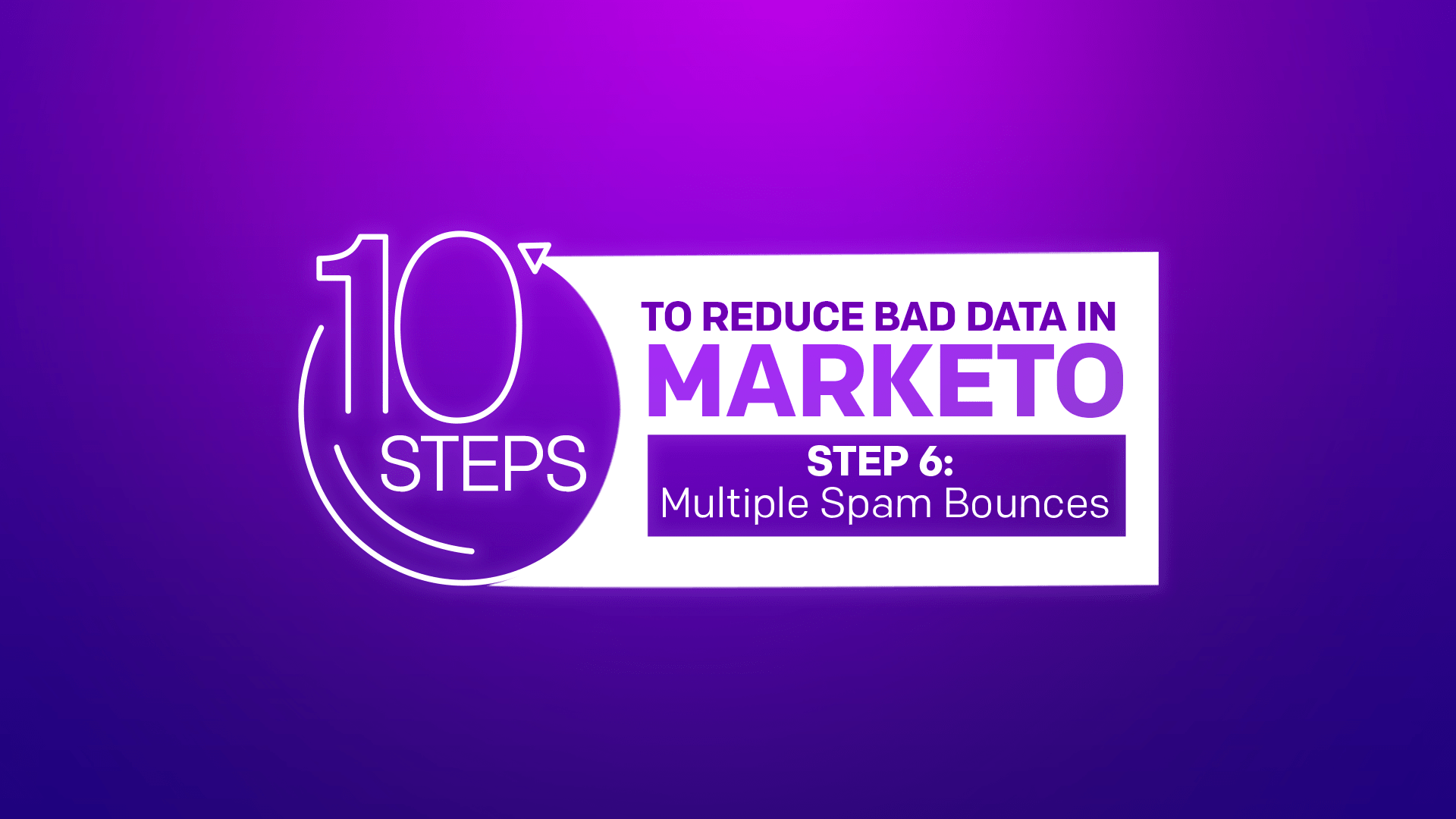How To Track Spam Bounces and Suppress Spam Email Addressess
