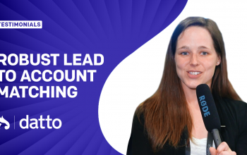 Datto - Lead to Account Linking