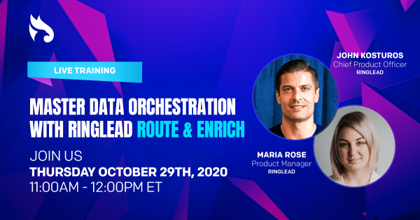 Master Data Orchestration with RingLead Enrich