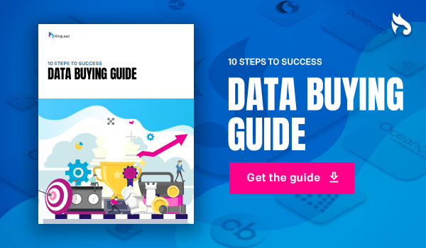 Data buying tips from the pros