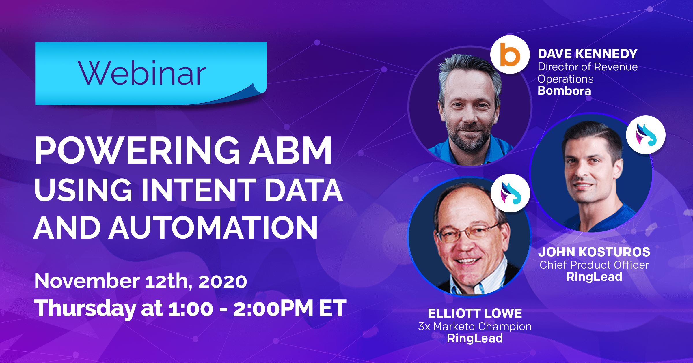 On-Demand: Powering ABM using intent data and automation
