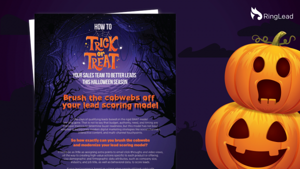 Trick or Treat Sales to Better Leads