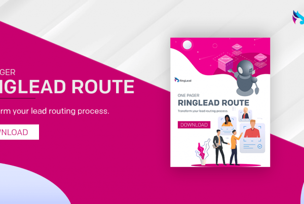 RingLead Route One Pager