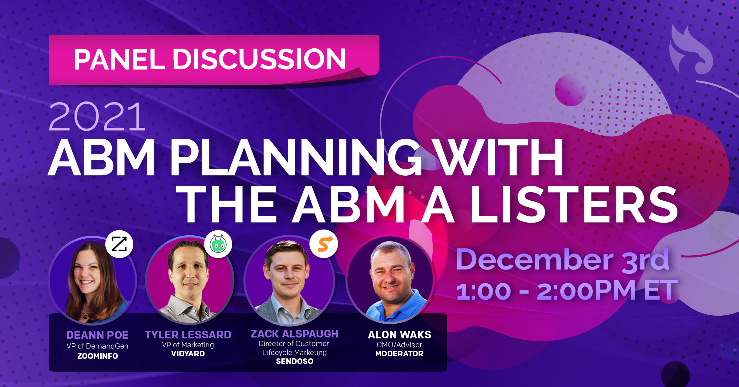 ABM Planning with the ABM A Listers