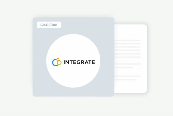 Integrate Case Study