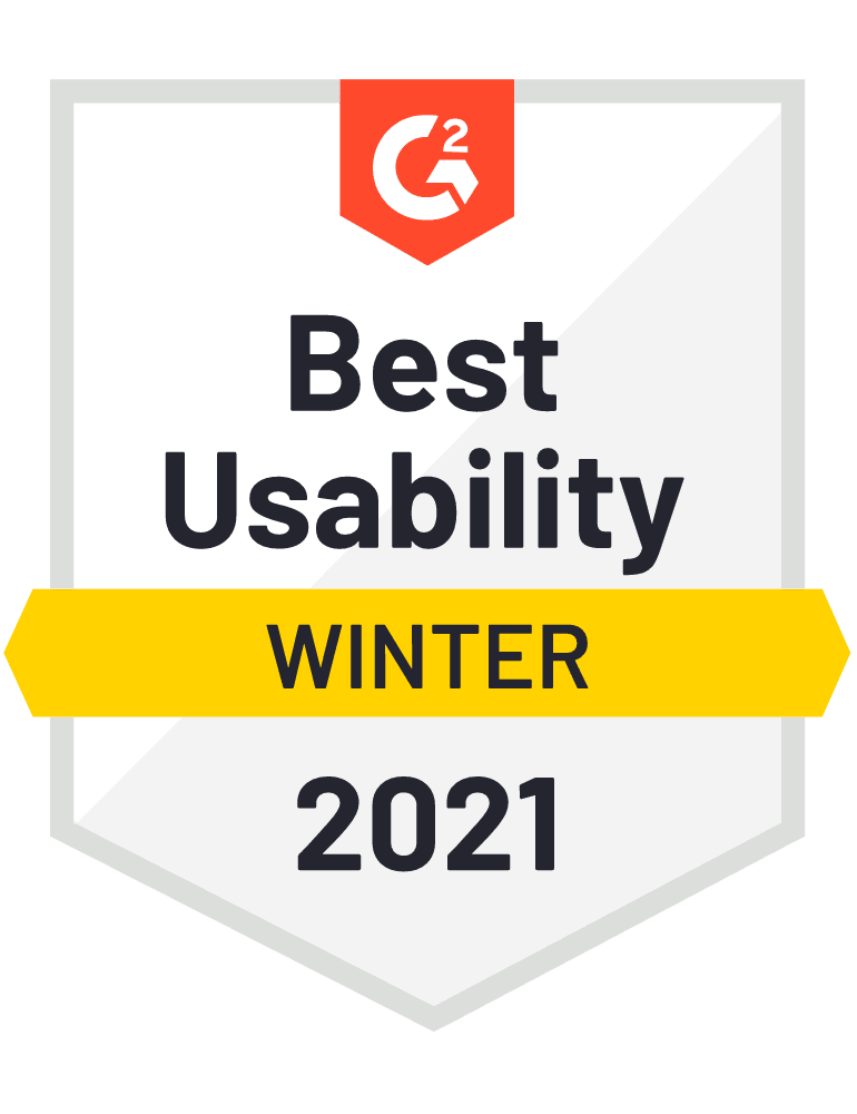 It's official – RingLead has been awarded 9 badges in G2's Winter 2021 Report thanks to our dedicated customers