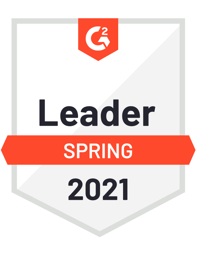 It's official – RingLead has been awarded 12 badges in G2's Spring 2021 Report thanks to our dedicated customers