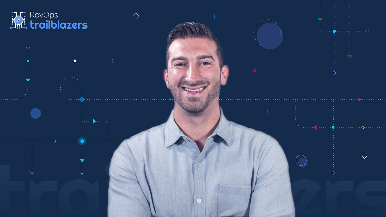 Ep01: Max Altschuler, VP of Sales Engagement at Outreach