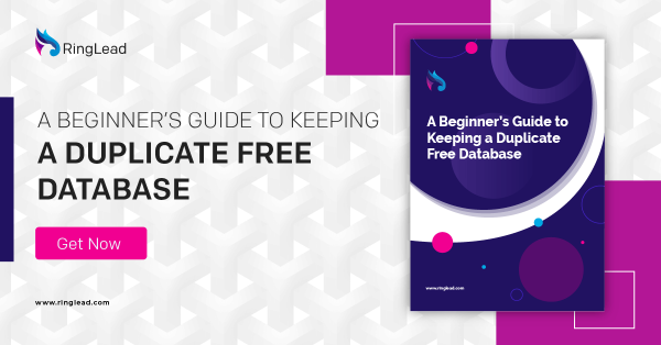 Ebook: A Beginner's Guide to Keeping a Duplicate Free Database