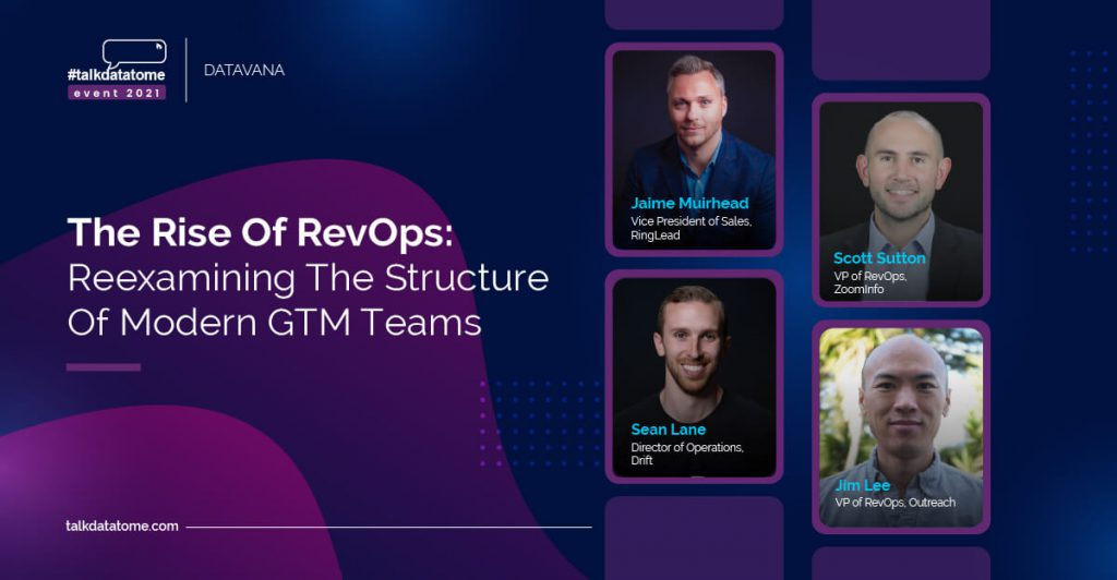 The Rise Of RevOps: Reexamining The Structure Of Modern GTM Teams
