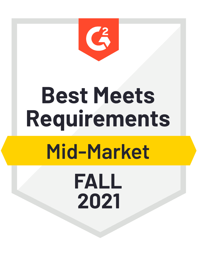 RingLead remains Leader in Data Quality and Lead to Account Matching and Routing in G2's Fall 2021 Report